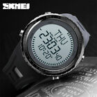 SKMEI Fashion Men Watches Digital Military Army Sports LED Watch Compass 1342 8 image