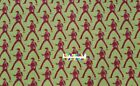 ELVIS PRESLEY Cotton Fabric - 1/4 Yard to 1 YARD -  OOP & EXTREMELY RARE!