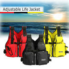 Water Safety Vests Adult Aid Life Jacket Kayak Boating Fishing Swimming Surfing