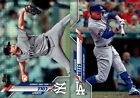 2020 TOPPS SERIES 2 #351-700 RAINBOW FOIL W/ ROOKIE RC SINGLES  - YOU PICK