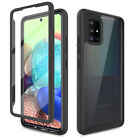 For Samsung Galaxy A71 5G Phone Case Full Cover With Built in Screen Protector