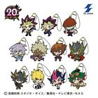 NEW Yu-Gi-Oh! 20th Anniversary Deformed Rubber Strap Reprint Ver. Official Japan
