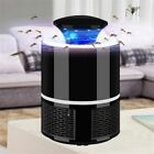 Black &White Insect Bug Mosquito Buzz Zapper Killer UV Light Repellents Machine