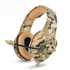 ONIKUMA K1 3.5mm Gaming Headset Mic Headphone Stereo Bass for PS4 Xbox ONE PC