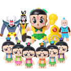 Anime Calabash Brothers Figure Action Model Decoration Kids Doll Toy Set 10-20CM