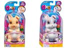 Little Live OMG Pets Bunny Soft Squishy Interactive - Pick Your Favorite