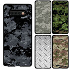for LG K51/Reflect(Black) ShockProof TPU Rugged Skin Phone Case Cover-K1