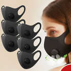 Sponge Face Mask Anti-fog Mouth Cover Washable Breathable Protective Face Shield