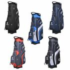 "NEW Cleveland CG Cart Golf Bags 9"" 14 Way Top 6.8 lbs 8 Convenience Pockets"