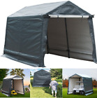 🎪Outdoor Canopy Carport Tent Car Shelter Garage Storage Shed Sun UV Proof Cover