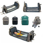 Kyпить 3 in 1 Foldable Mommy Baby Diaper Bag Travel Sleep Bed Portable Crib Backpack на еВаy.соm