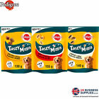 Pedigree Dog Treats Tasty Minis Silces, Cubs & Nibbles All Flavours Fresh Pack
