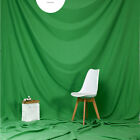 Green Screen Studio Photo Video Background Kit Stand Photography Backdrop Kits