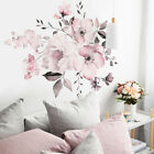 Modern Flower Wall Sticker Home Art Removable Living Room Decal Decor Au