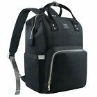 LAND Mommy Diaper Bag School Backpack Baby Nappy School Bag With Stroller Hook