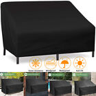 Outdoor Waterproof Chair Cover Patio Garden Furniture Storage Cover Rain Shelter