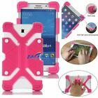 "For 10"" 10.1"" inch Tablet Universal Flexible Shockproof Soft Silicone Case Cover"