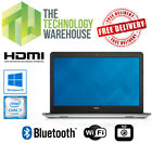 "Dell Inspiron 5548 Laptop - 15.6"" Hd Screen With I7 + Ssd + Windows 10 & Hdmi"