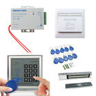 AGPtEK Home Security Electric Magnetic lock RFID Door Access Control System Kit