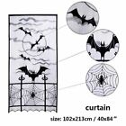 Spider Web Black Spider Web Halloween Cloth Tablecover Cover Home Table Covers T
