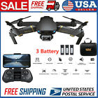 GD89 PRO RC Drone 4K Camera Auto Avoid Obstacle 3D Flip Quadcopter Gift USA Y8J5