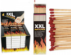 Extra Long XXL Safety Matches For Fires BBQs Household Kitchen Camping Bon Fire