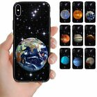 For Samsung Galaxy Note Series Planet Galaxy Theme Mobile Phone Back Case Cover