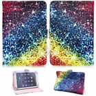 """For 10.1"""" Teclast T20 Tablet Universal Stand Folio Printed Leather Case Cover"""