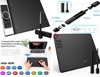 Wireless 2.4G Digital Graphics Drawing Tablet Drawing Pen Tablet - Kids GIFT NEW