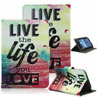 """For 8"""" Alcatel A30 T-Mobile 9024W LTE Tablet Universal Leather Stand Case Cover"""