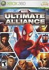 Marvel Ultimate Alliance & Forza 2 Microsoft Xbox 360 With Manual