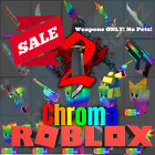 🔥💎🔪 Roblox Murder Mystery 2 MM2 Chromas Chroma Knives and Guns