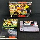 Super Nintendo SNES Pick-Your-Own Games Lot * CLEANED & TESTED * Discount ship