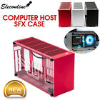 SGPC Mini A4 ITX K55/i5 i7 Aluminum Alloy Game Small Computer Host SFX Case