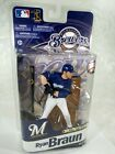 2011 McFarlane Sportspick MLB Elite Action Figures Braun Cano or Holliday