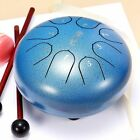 8 Tones Ethereal Steel Tongue Drum Set Meditation Sound Percussion Instrument