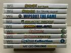 Nintendo Wii Games - Pick & Choose - Rated E-Everyone