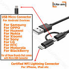 Fast Micro USB Charger Charging Lead Data Sync cable for Samsung Amazon...