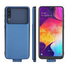 New Power Bank Backup Battery Case Cover Charger For Samsung Galaxy A50 A20 A30