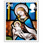 New 2nd Class Stamps, Small, Christmas 2020 Product Code :1223698 Self Adhesive