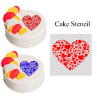 Diy Template Fondant Mold Spray Stencil Cake Decorating Tools Cake Stencils