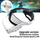 New Virtual Glasses Headband Upgrade Adjustable Head Strap for Oculus Quest 2 VR