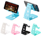 Universal Adjustable Mobile Phone Holder Stand Desk Swivel Foldable Portable