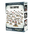 Warhammer 40k T'au Empire Kits Battlesuit Commander, Fire Warrios, Choose A Box