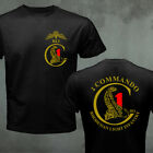 1 Commando RLI Rhodesian Light Infantry Army Bush War T-shirt