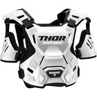 Chest Armour Protective Guardian s20 White Thor Padding
