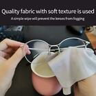 10x Micro Fibre Microfiber Cleaner Camera Lens Sunglasses Glasses Cleaning Cloth