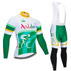 Ropa de ciclismo Andalucia Invierno termica thermal manga larga cycling winter