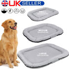 Washable Dog Bed Waterproof Cushion Cat Kennel Pet Mattress Heavy Duty Cover