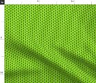 Hops Beer Green Food Brewing Spoonflower Fabric by the Yard